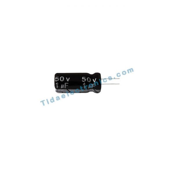 خازن الکترولیتی ۱UF 50V