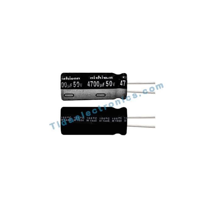 خازن الکترولیتی 4700UF 50V