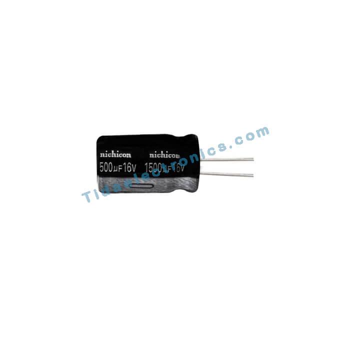خازن الکترولیتی 1500UF 16V