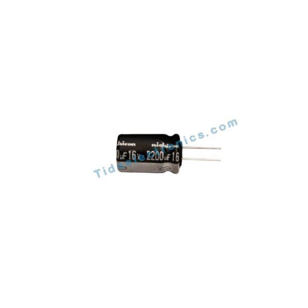 خازن الکترولیتی 2200UF 16V