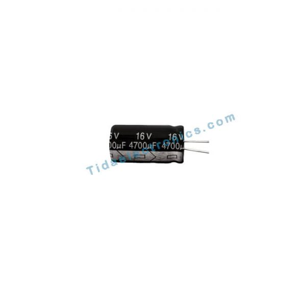 خازن الکترولیتی 4700UF 16V