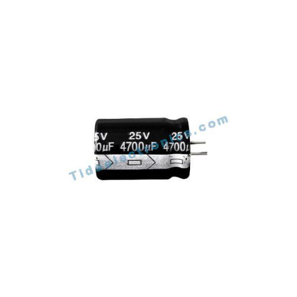 خازن الکترولیتی ۴۷۰۰UF ۲۵V