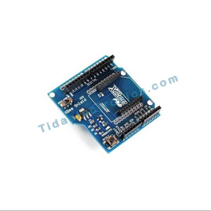شیلد زیگبی پرو آردینو Zigbee PRO Shield Arduino UNO