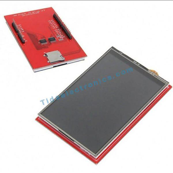 نمایش گرTFT LCD 3.5inch مخصوص آردینو UNO