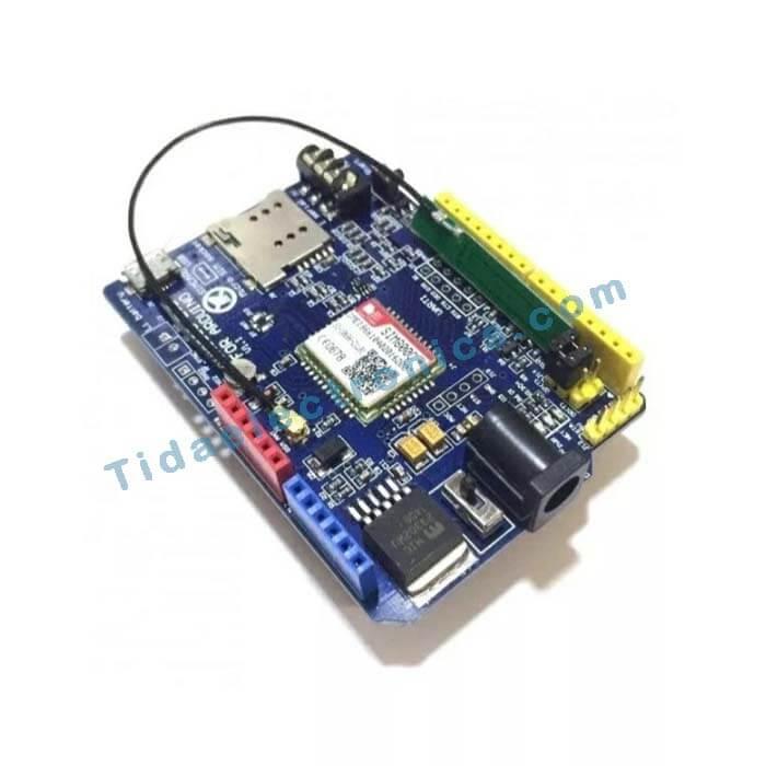 شیلد Arduino Shield آردینو GSM Shield sim800c