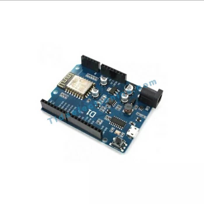 آردینو پایه تراشه Rev1 آردینو D1بر پایه تراشه ESP8266 مناسب اینترنت اشیاء