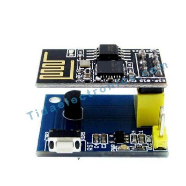 ماژول با سنسور دما HomeMCU ESP8266-01DS18B20