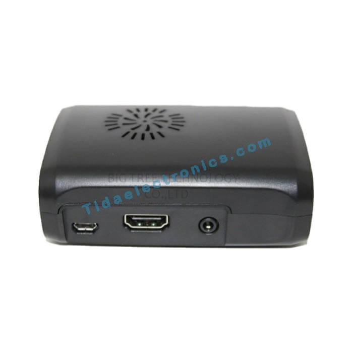 باکس رزبری پای Raspberry pi با قابلیت نصب فن