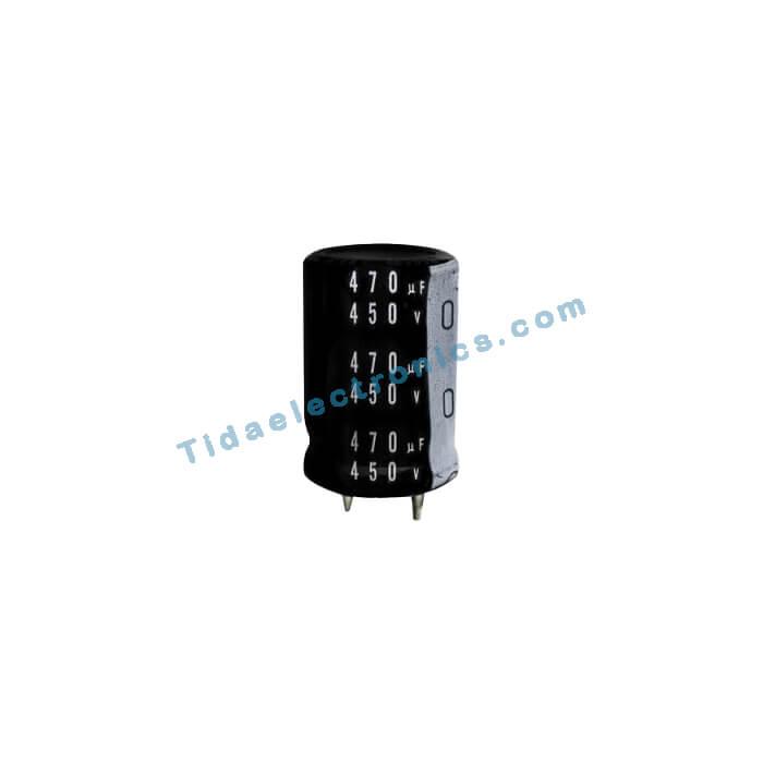 خازن الکترولیتی 470UF 450V