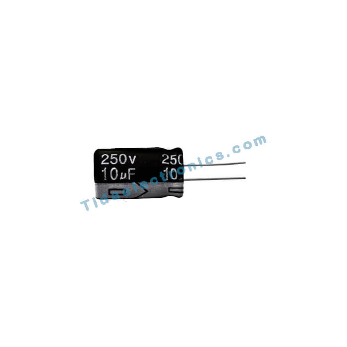 خازن الکترولیتی 10UF 250V