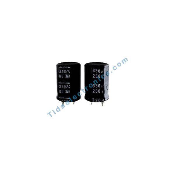 خازن الکترولیتی 330UF 250V