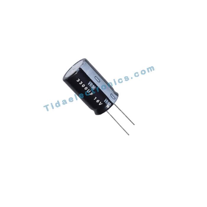 خازن الکترولیتی 3300UF 16V