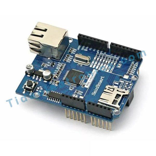شیلید اترنت آردینو Ethernet shield