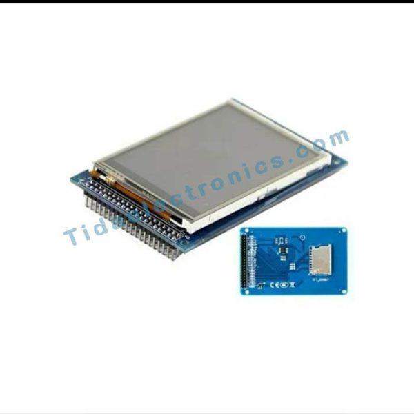 نمایش گر ال سی دی اینچ LCD 3.2 Arduino با تاچ