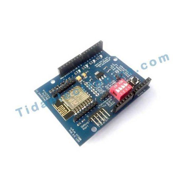 شیلد وای فای آردینو Arduino ESP8266 Wifi Shield Version 1.0