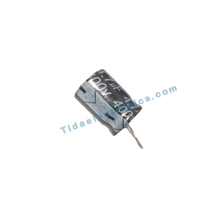 خازن الکترولیتی 4.7UF 400V