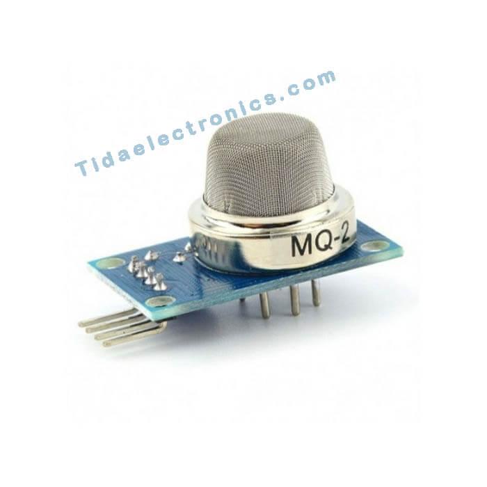 ماژول LPG تشخیص گاز MQ2 Propane Hydrogen