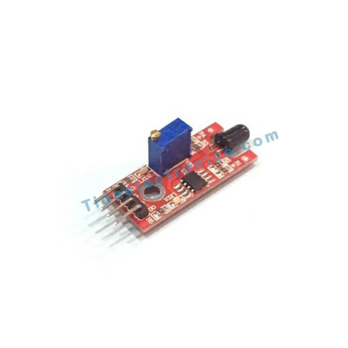ماژول تشخیص شعله گیرنده مادون قرمز LM393