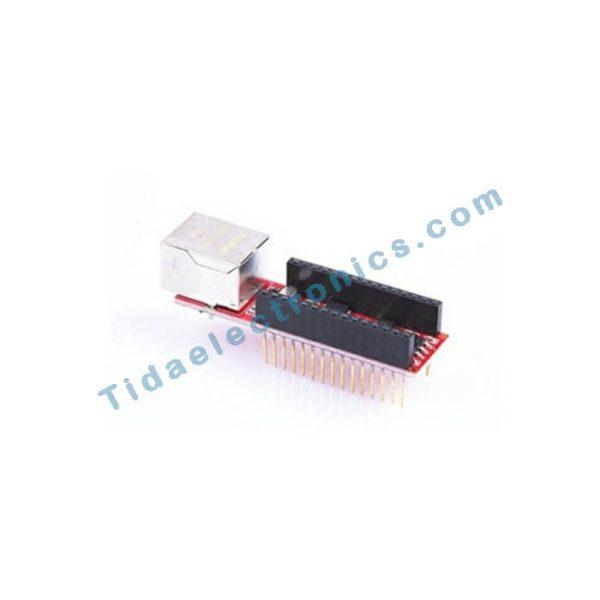 شیلد اترنت Ethernet ENC28J60 مخصوص آردینو نانو Nano