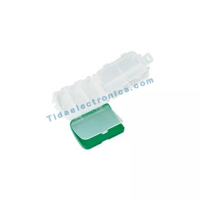 جعبه قطعات جیبی 8خانه پروسکیت proskit Multi Purpose BOX SB-1007K