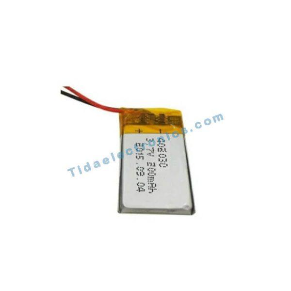 باتری لیتیوم پلیمر Li-po 3.7 200m Ah *12mm35 تک سل