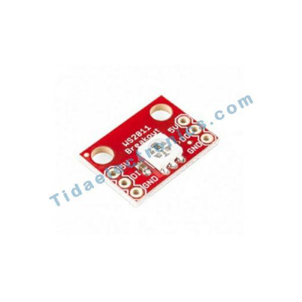 ماژول تک پیکسل LED RGB WS2812B