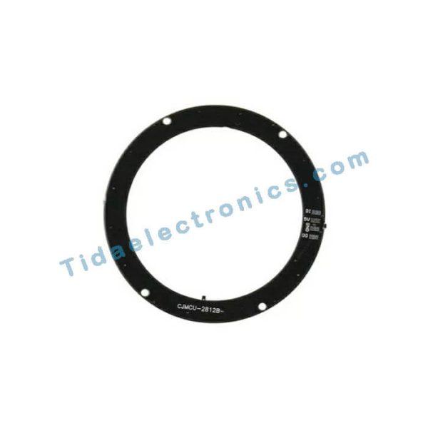 حلقه ال ای دی LED دوازده تایی NeoPixel Ring RGB