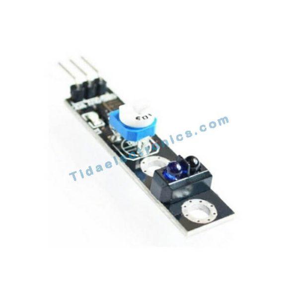 ماژول فرستنده گیرنده IR Trackicng TCRT5000 transmitter