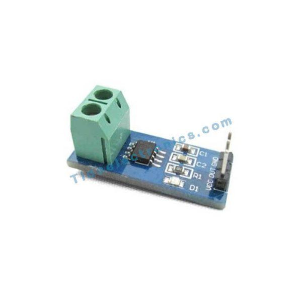 ماژول سنسور جریان مدل ACS712 20 آمپر