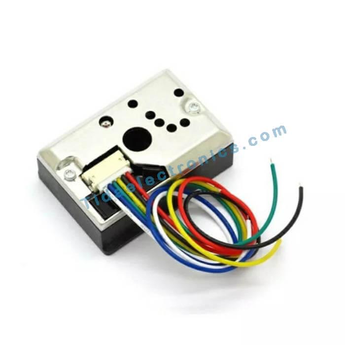 ماژول تشخیص گرد وغبار Optical Dust sensor GP2Y1010