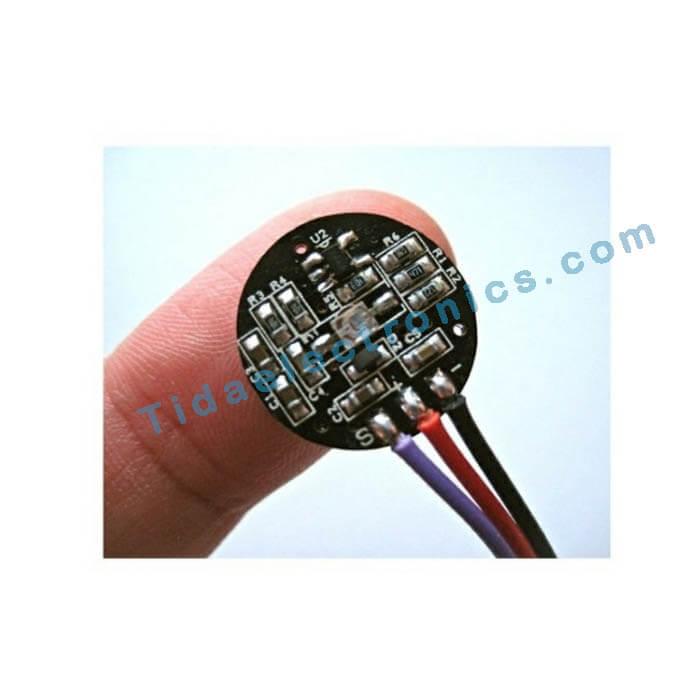 سنسور ضربان قلب pulse sensor