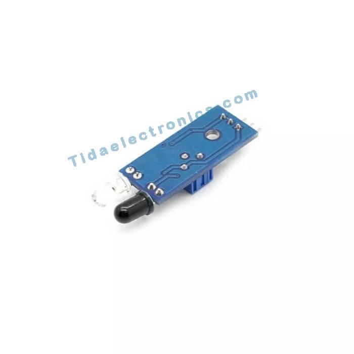 ماژول فرستنده گیرنده مادون قرمز IR LM393 TransmitterFC51 با تراشه مقایسه کننده