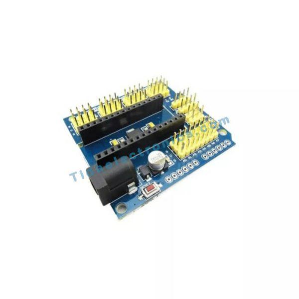 شیلد توسعه آردینو نانو Arduino nano Proto Shield