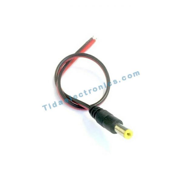 فیش آداپتوری نری با کابل male Adapter Cable