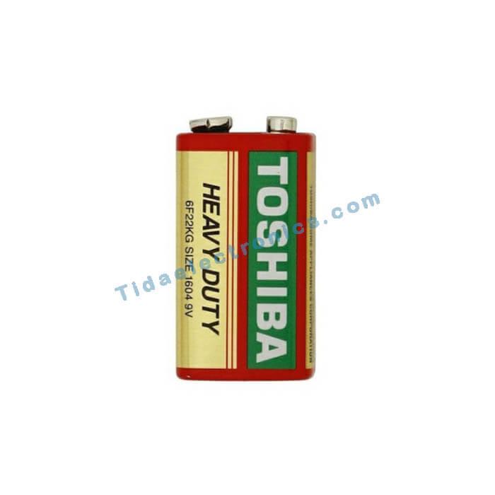 باتری TOSHIBA توشیبا 9 ولت