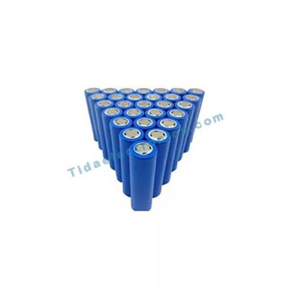 باتری لیتیوم یون میلی آمپر Li-io 2200 Nobrand 18650 مناسب پاور بانک
