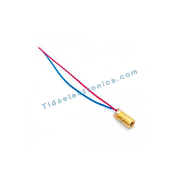 لیزر نقطه ای ساده Laser