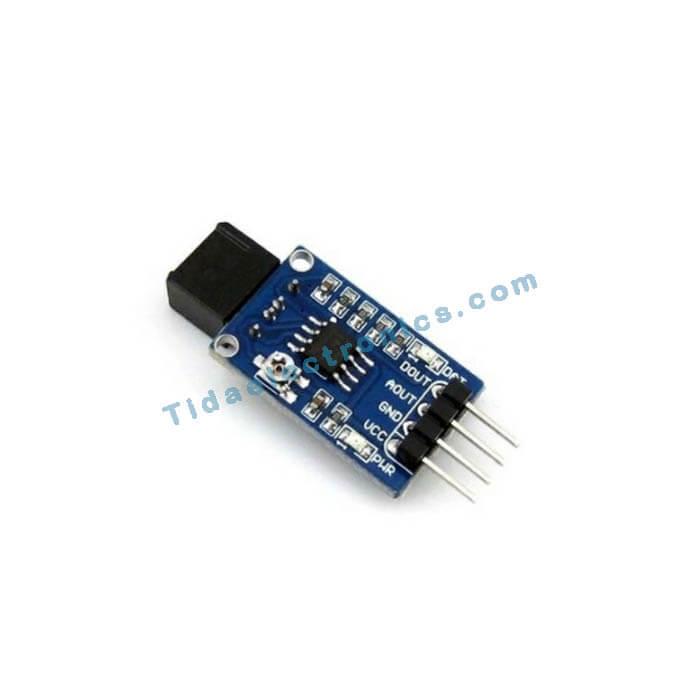 ماژول مادون قرمز با ST188 Infrared Reflective Sensor Waveshare Original Transmitter