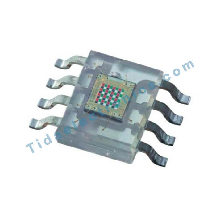 ماژول تشخیص رنگ TCS3200 با دقت 1درصد Full Color