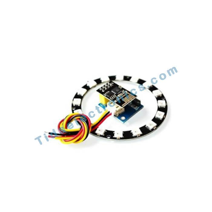 ماژول کنترولر ال ای دی وای فای ESP8266 RGB