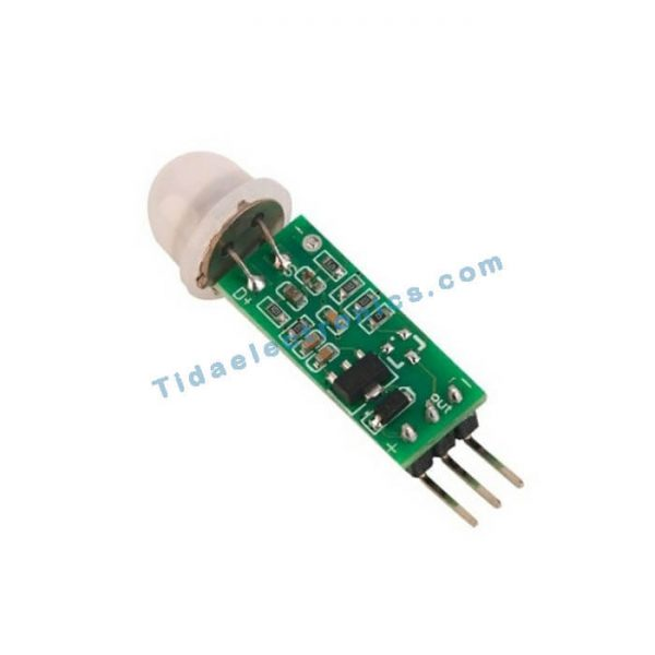 ماژول تشخیص حرکت PIR Mini SR505