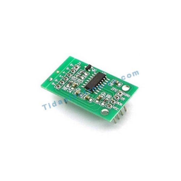 ماژول مبدل دوکاناله آنالوگ به دیجیتال HX711 بیتی با تراشه ADC 24