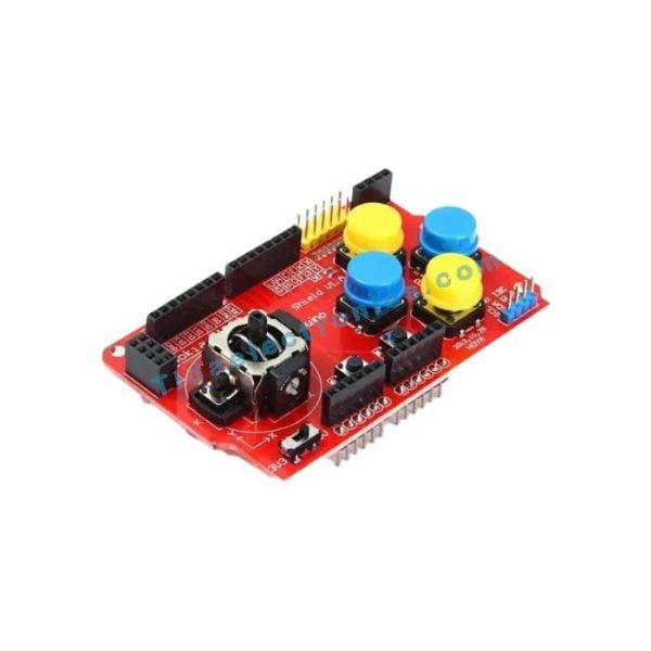 شیلد جوی استیک آردینو Joystick Arduino Shield V1.A