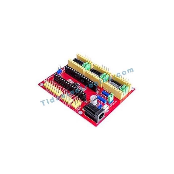 شیلد Arduino برد آردینو نانو CNC Nano CNC Shield V4.0