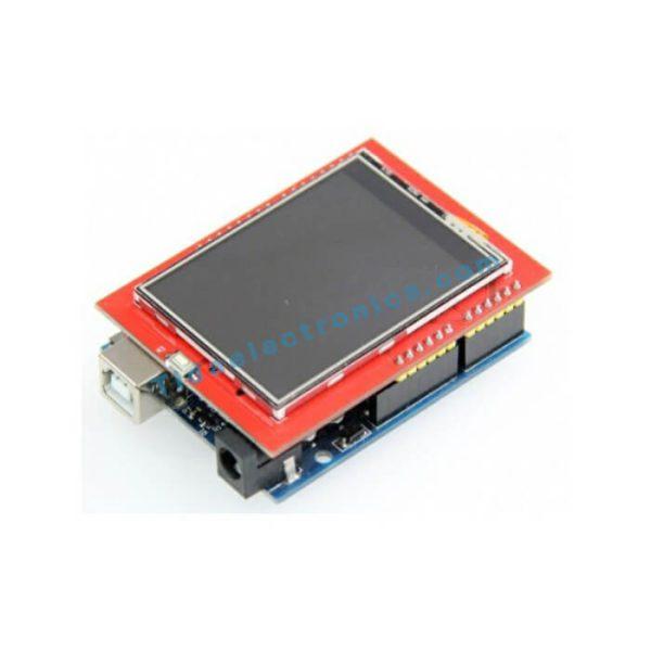 شلید ال سی دی تاچ 2.4 اینچ آردینو Arduino LCD Shield