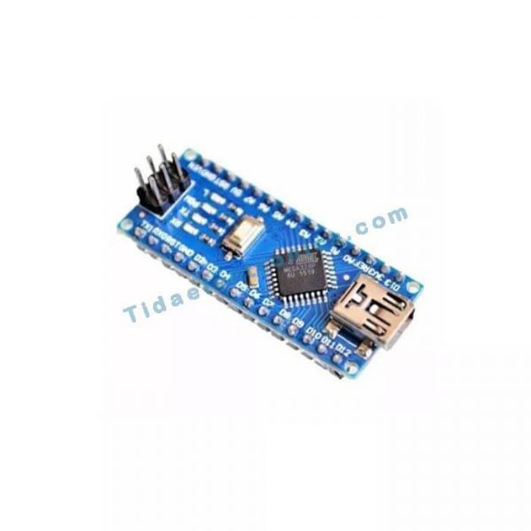 برد آردینو نانو Arduino NANO با تراشه CH340G
