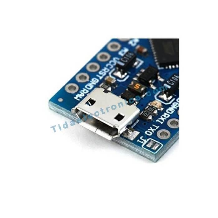 برد آردینو میکرو Arduino Pro Micro