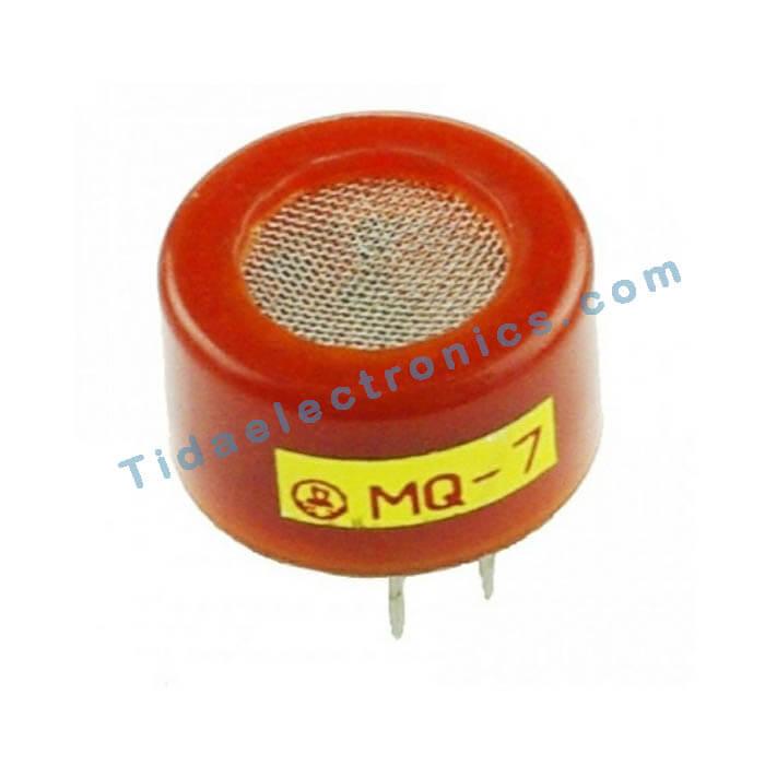 سنسور CO تشخیص گاز MQ7 Original کربن مونوکسید