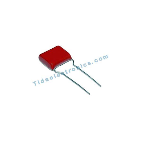 خازن پلی استر 2.7nF 1KV 5%