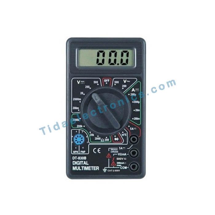 مولتی متر قابل حمل DT830B Multimeter